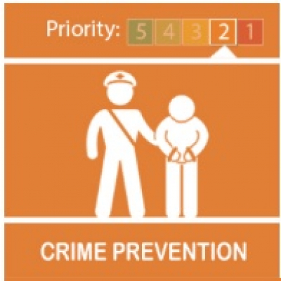 Crime Prevention Alert Priority 2