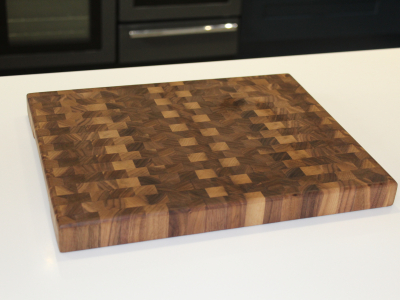 Handle Butchers Block