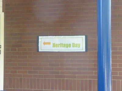 Heritage Day at Tarporley Hospital