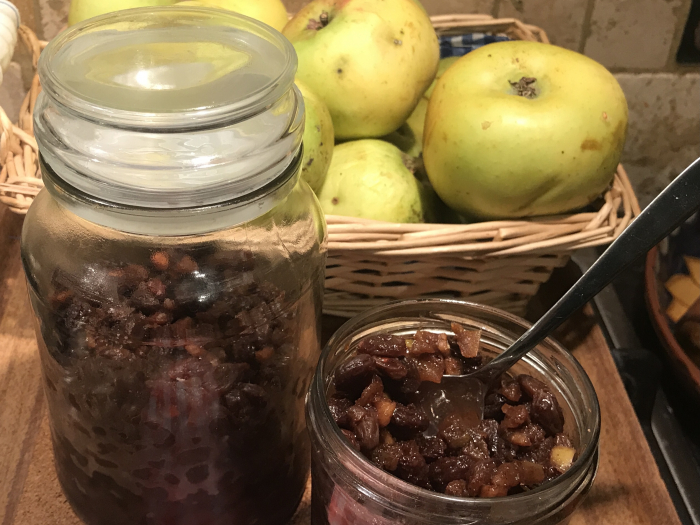 Home Made Mincemeat