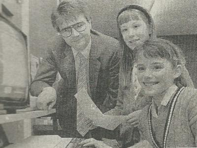 Scan History Primary Headteacher