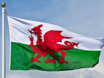 St Davids Day - Welsh Flag