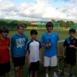 Tennis - Junior Finalists