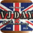 VJ Day Flag images