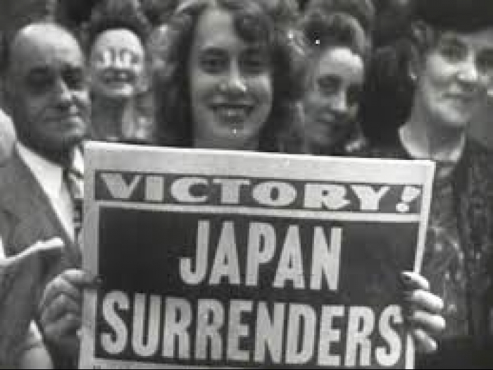 VJ Day images